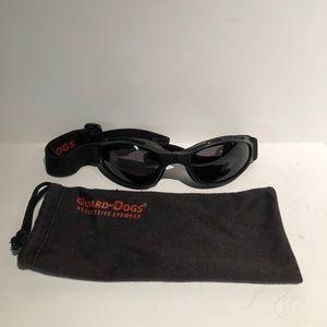 2df507b149436 Guard Dogs Accessories - Guard Dogs Motorcycle Goggles Flexor Black FogStop